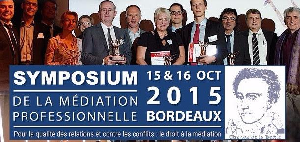 Participez au symposium de la m diation professionnelle - Chambre professionnelle de la mediation et de la negociation ...