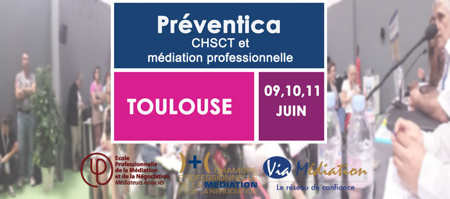 Chsct et m diation professionnelle ecole professionnelle - Chambre professionnelle de la mediation et de la negociation ...
