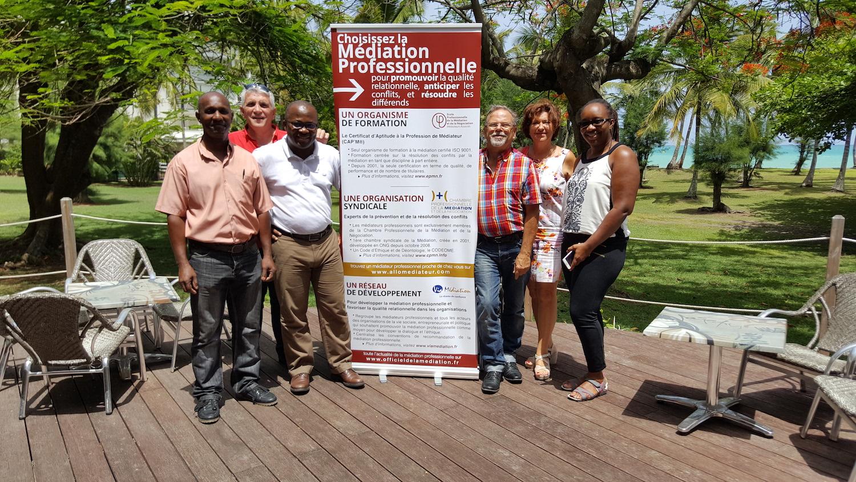 Guadeloupe forum m diation professionnelle et dialogue - Chambre professionnelle de la mediation et de la negociation ...